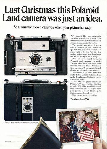 1969 Polaroid Land Camera Advertising Newsweek December 1969   Flickr -  Photo Sharing! ea3bb0d0d7cf