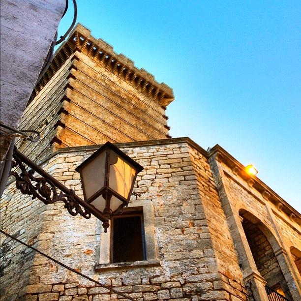Castello Ducale. Ceglie Messapica, Puglia