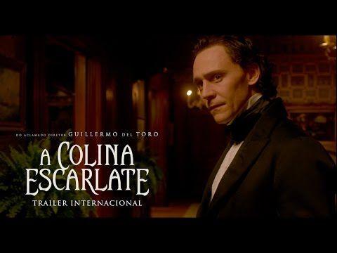 Novo trailer do filme 'A Colina Escarlate' de Guillermo del Toro - Cinema BH