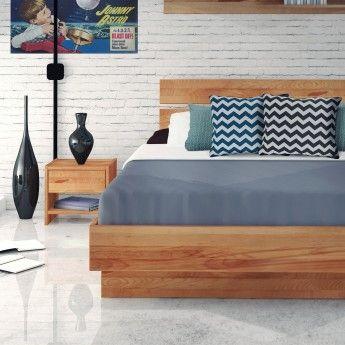 Vigo sängens design är enastående och stilig i sitt moderna formspråk.  #lågsäng får även ett litet sovrum kännas luftigare och rymligare. I denna låga säng  den orientaliska känslan möter den moderna estetiken. Denna låg sänstommen är ett bra val för ett utrymme där man ska ta hänsyn till takhöjden. Vigo är gjord av hållbart  massivträ för att ge ditt #sovrum ett stilrent och naturligt intryck. #massivträ #rustik #ek #natur #heminredning #heminteriör #interior