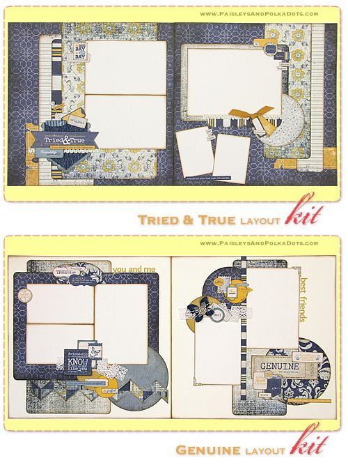 Scrapbook Two Pages Www Picswe Com