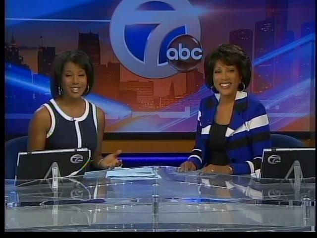 Mother and Daughter News Team, Diana & Glenda Lewis [VIDEO] Life Remodeled, Farmington Hills, MI build (August 2012) {WXYZ CHANNEL 7 News Story}