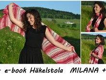 Stola + Milana +  E-Book Häkelanleitung