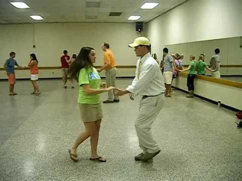 how to dance simple steps