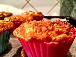 Apple pie muffins   Thefoodie.dk