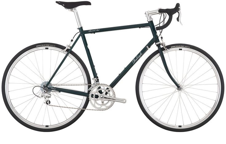 Heritage Steel Road | Raleigh Record Ace