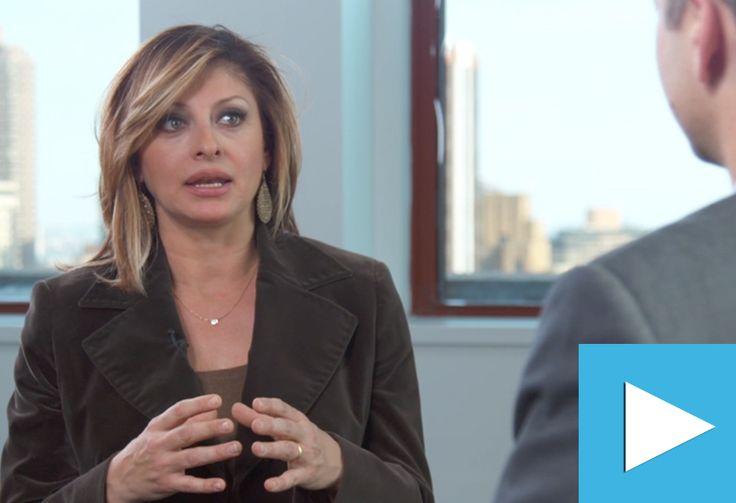 Maria Bartiromo, the Money Honey, on the Sound Bite Culture by LinkedIn Pulse via slideshare