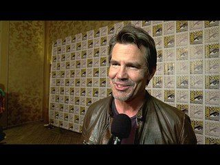 Avengers: Age of Ultron: Comic-Con 2014: Josh Brolin Interview --  -- http://www.movieweb.com/movie/avengers-age-of-ultron/comic-con-2014-josh-brolin-interview