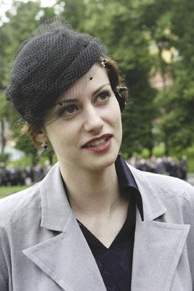 Anna Kovalchuk as Margarita in The Master and Margarita, 2005