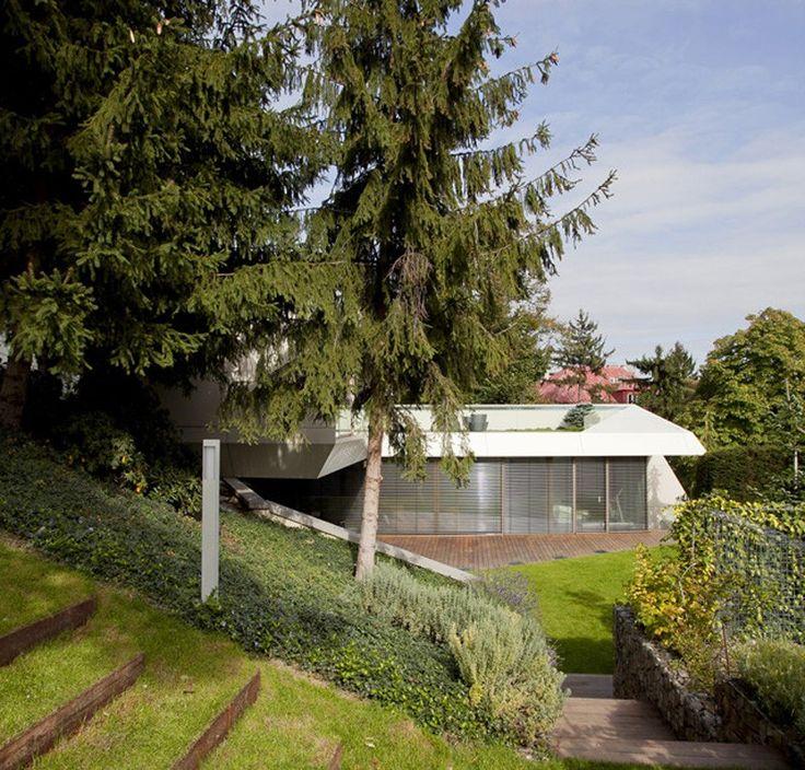 hervorragend gestalteten Überblick Home Spa Verlängerung Entspannung und Verjüngung Attraktor durch architekti.sk