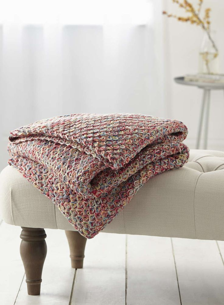 Multi Petal Knit - bedspreads & throws - Home, Lighting & Furniture - BHS