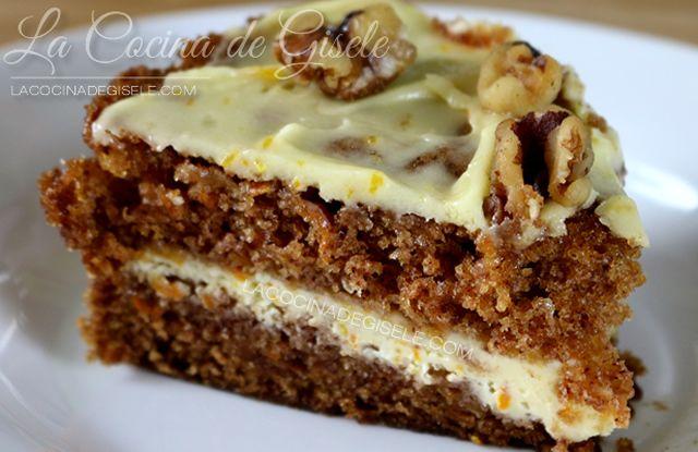 Receta: Torta de Zanahoria fácil y rapida | La Cocina de Gisele