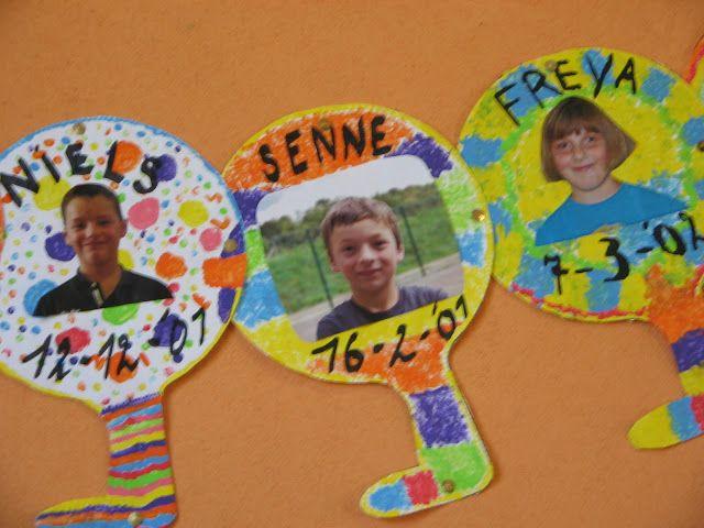 Dit is het resultaat van mijn leerlingen. Wat ben ik fier op hen!