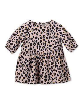 STELLA MCCARTNEY KIDS Baby Girl Soft Corduroy Leopard Dress. Shop here: http://www.tilltwelve.com/en/eur/product/1080073/STELLA-McCARTNEY-KIDS-Baby-Girl-Soft-Corduroy-Leopard-Dress/