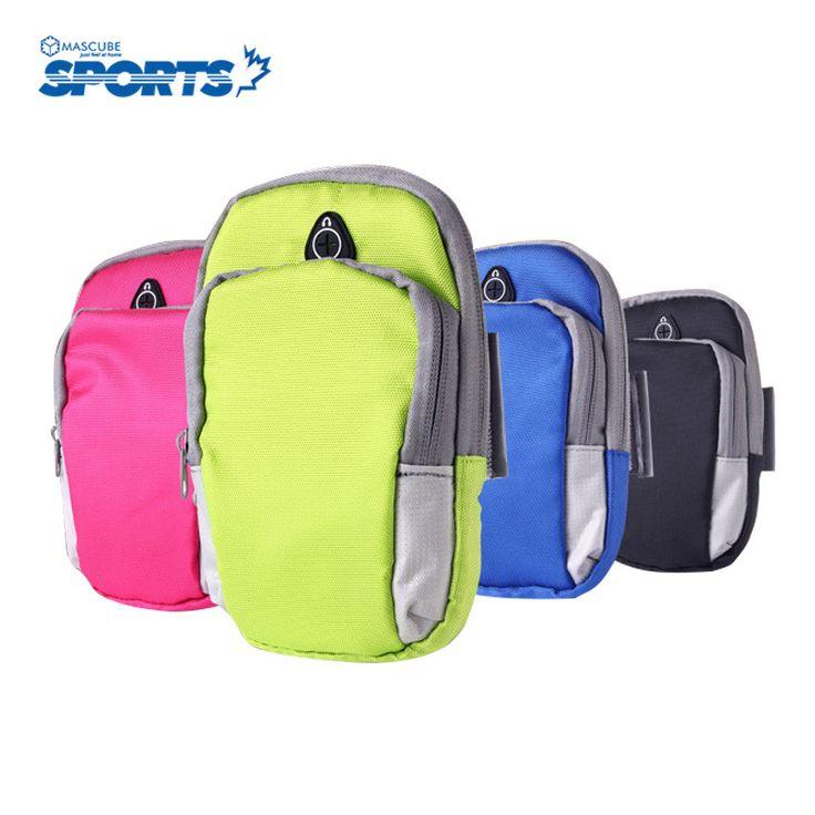 Running Riding Equipment Multifunction Bag Sports Parts Jogging Gym Armband Arm Band Holder Bag bolsa deporte