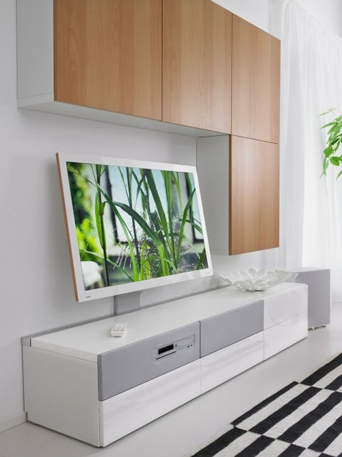 Uppleva de ikea tv audio y mueble todo en uno ikea tv - Mueble para tv ikea ...