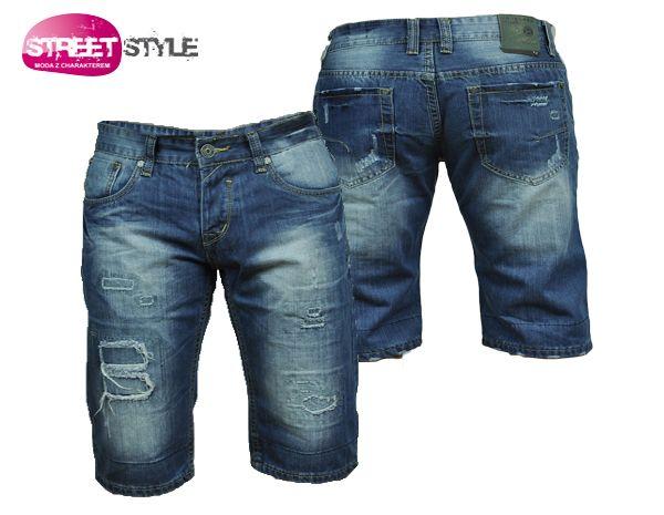 HIT !!! Spodenki jeansowe Kenzaro lato 2014 -31,32