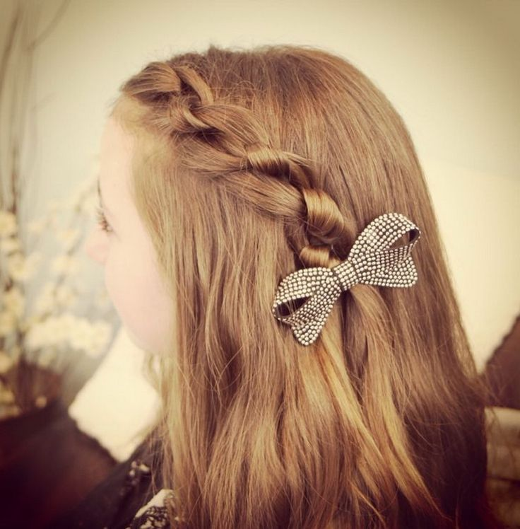 Cute Hairstyles for School Dances - Cute Hairstyles for School ...