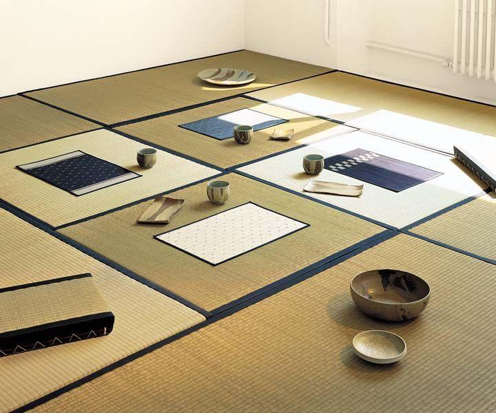 tatami pavimentazione dalla tradizione giapponese, composizione rettangoli e quadrati http://www.onfuton.com/?portfolio=tatami