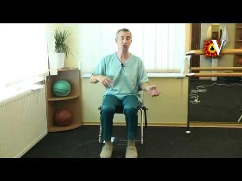Восстановление после операции по удалению мениска - YouTube