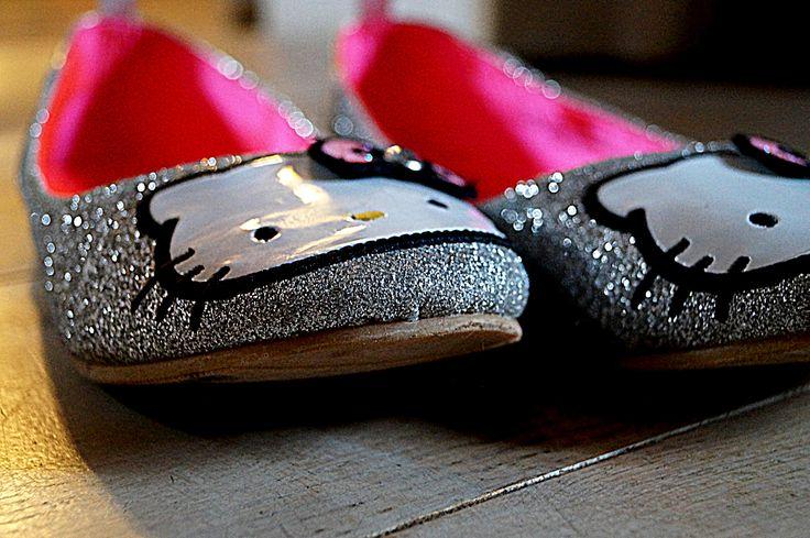 Hello Kitty Shoes Stephanie Limberg