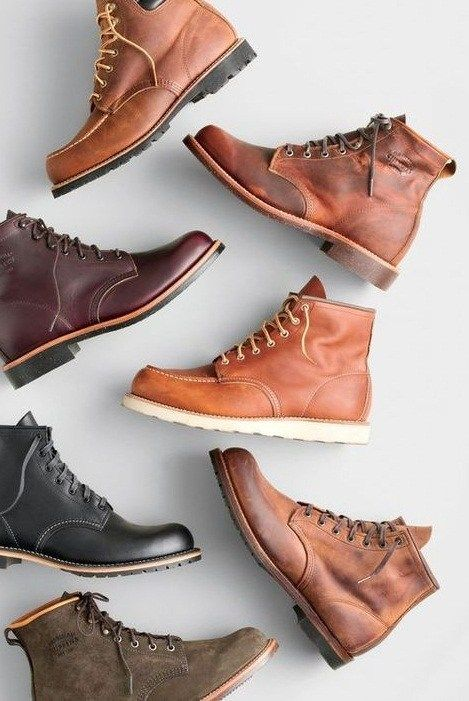 Boot Buying Guide #boots http://www.99wtf.net/men/mens-fasion/ideas-simple-mens-fashion-2016/