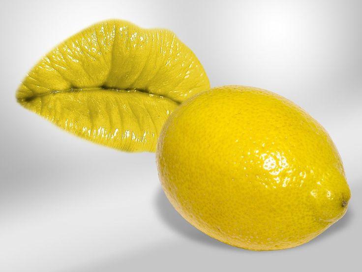 Jak přestat kouřit s pomocí citrónu
