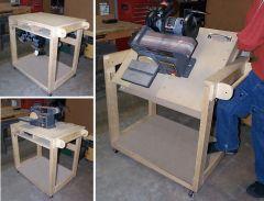 Flip top workbench woodworking pinterest shops for Flip top picnic table plans
