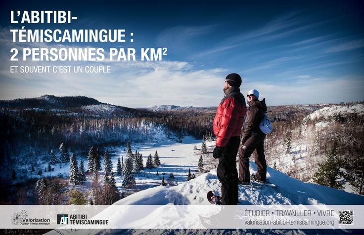 Collines d'Allembert Photo: Hugo Lacroix @Valorisation Abitibi-Témiscamingue