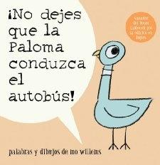 ¡No dejes que la Paloma conduzca el autobús! Por Mo Williams.