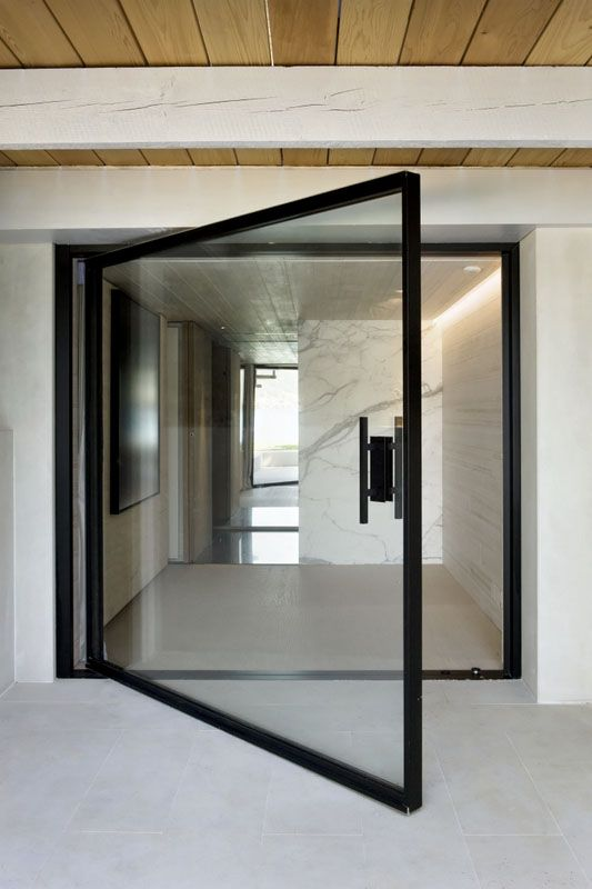 Pivot Door System | Vitrocsa Australia