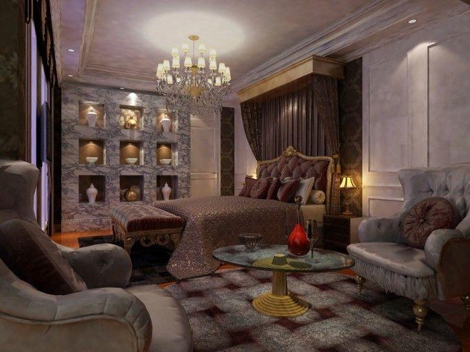 18 best images about 83 modern master schlafzimmer design-ideen ... - Schlafzimmer Gold Modern