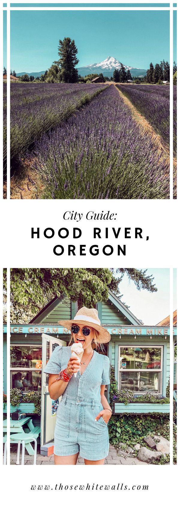 City Guide: Hood River, Oregon