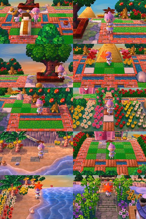 how to visit town animal crossing