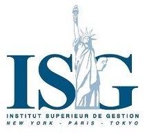 Ecole ISG Paris les Formations - les niveaux d'Admission - les Concours sur Ecole-de-commerce.com