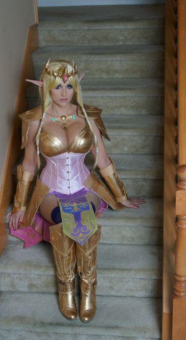 Zelda Tits 70