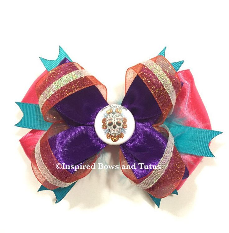 A personal favorite from my Etsy shop https://www.etsy.com/listing/248477705/four-years-strong-inspired-hair-bow