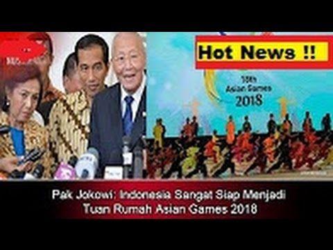 """Indonesia Menuju  Asian Games 2018  """"Indonesi Tuan Rumah Asian Games"""""""