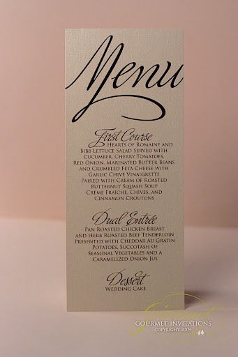 What Is a Good Font for a Restaurant Menu