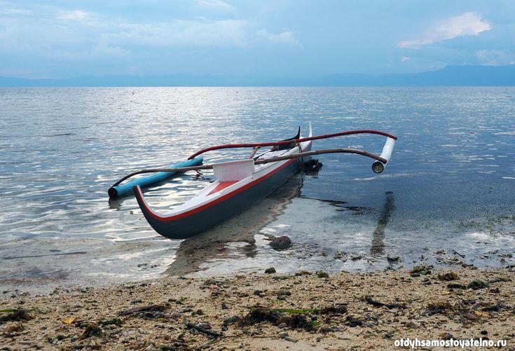 Пляж Пангасама, Моалбоал, Себу