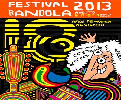 Festival Bandola, Sevilla, Valle, Colombia, 2013