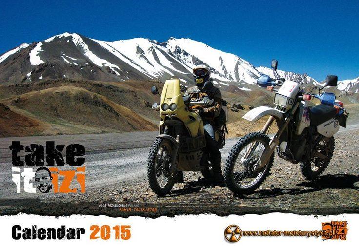 Kalendarz motocyklowy 2017 z Twoim zdjęciem ?