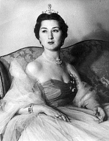Princess Fatma Neslişah Sultan of the Ottoman Empire and Princess of Egypt.