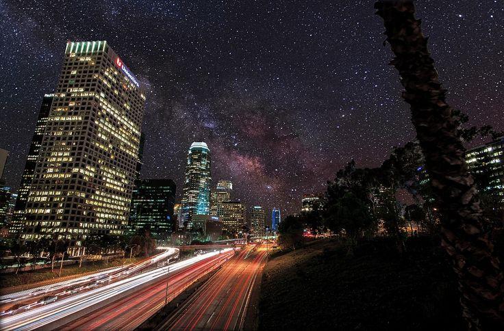 Poluarea luminoasă este nici un meci pentru Calea Lactee, în aceste Timelapses uimitoare   Proiectul Creatorilor
