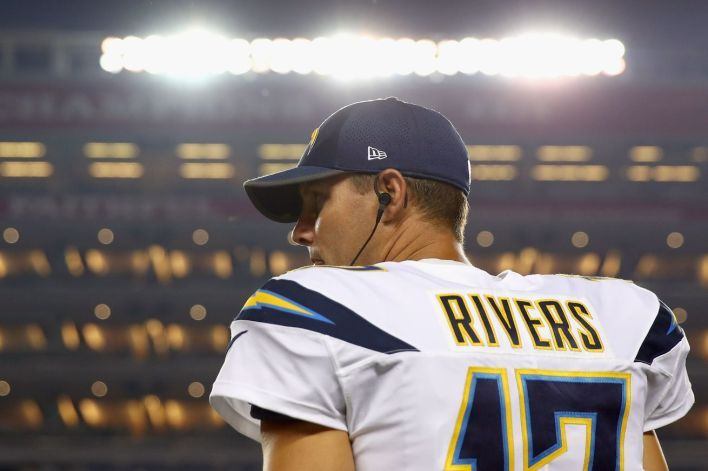 Philip Rivers bought a ridiculously cool SUV so he can study film during his San Diego-Los Angeles commute