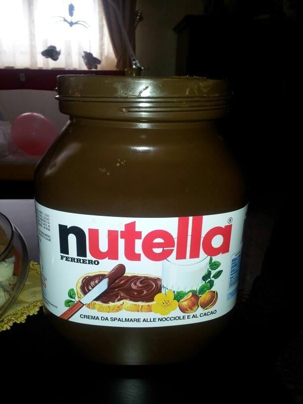 Senza Nutella che mondo sarebbe