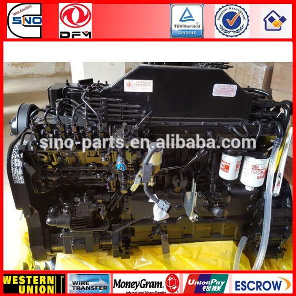 Dongfeng Cummins Engine Co Engines Cummins 6CTA 8.3 for Sale 6CTA8.3-C215 Cummins Diesel Engine Assembly