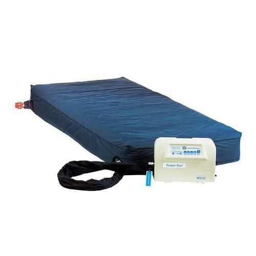 powerturn elite lateral rotation with low air loss reduces risk of pulmonary for patients who are immobile designed for standard hospital