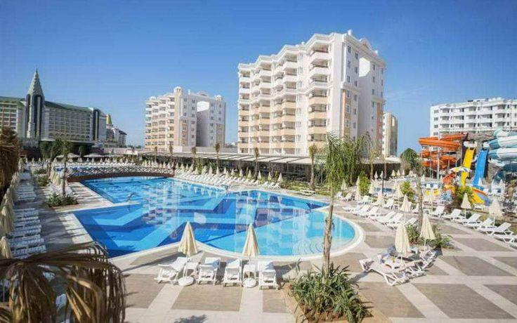 Hotel ramada resort lara september 2015