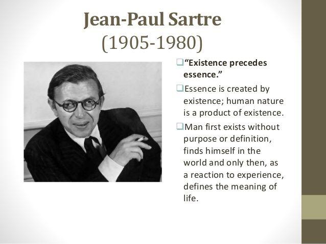 Philosophy Of Education Existentialism L Existence Precede Essence Dissertation